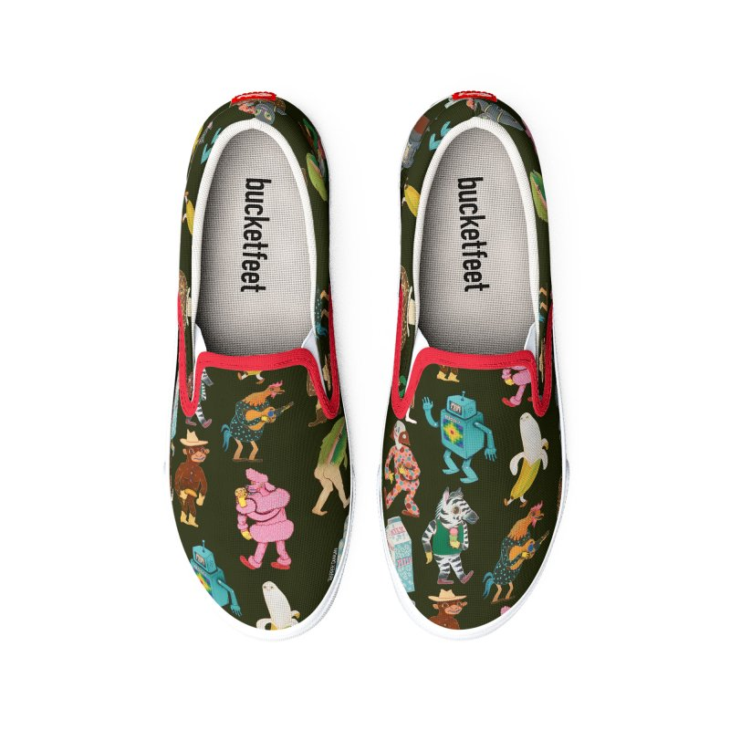 Everybody Women's Shoes by Tripper Dungan's Artist Shop