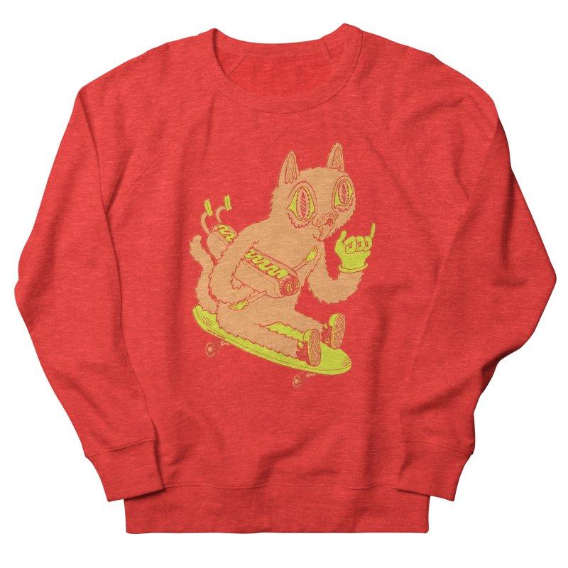 Hot Doggin' Women's Sweatshirt by Tripper Dungan's Artist Shop