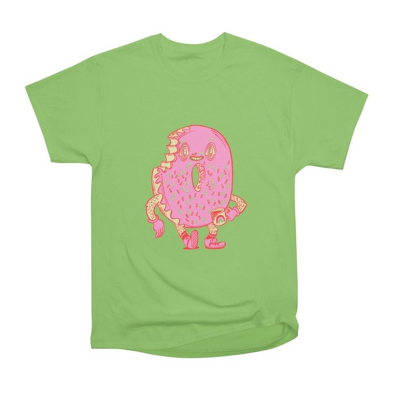 Donut's Favorite Rainbow Mug Men's T-Shirt by Tripper Dungan's Artist Shop