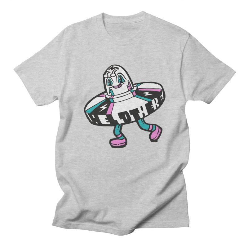 Hello There Women's Regular Unisex T-Shirt by Tripper Dungan's Artist Shop