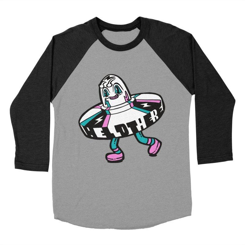 Hello There Women's Baseball Triblend Longsleeve T-Shirt by Tripper Dungan's Artist Shop