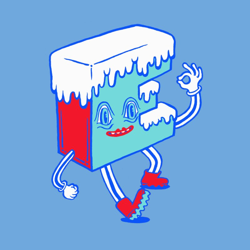 Ice E by Tripper Dungan's Artist Shop