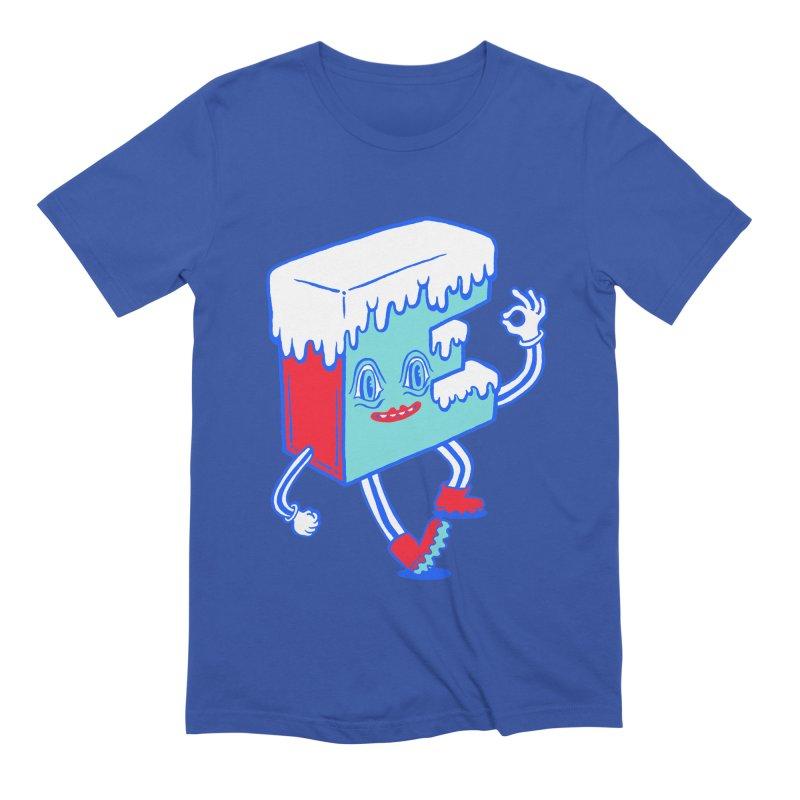 Ice E Men's Extra Soft T-Shirt by Tripperdungan's Artist Shop