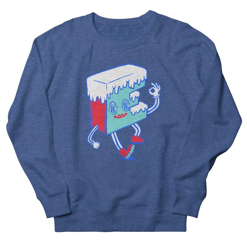 Ice E Men's Sweatshirt by Tripper Dungan's Artist Shop