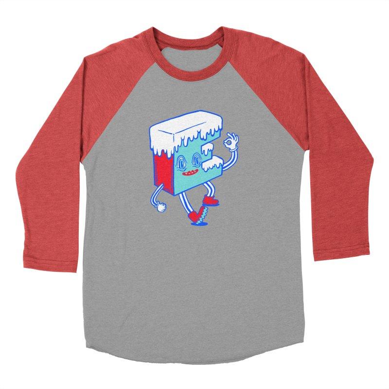 Ice E Men's Longsleeve T-Shirt by Tripper Dungan's Artist Shop