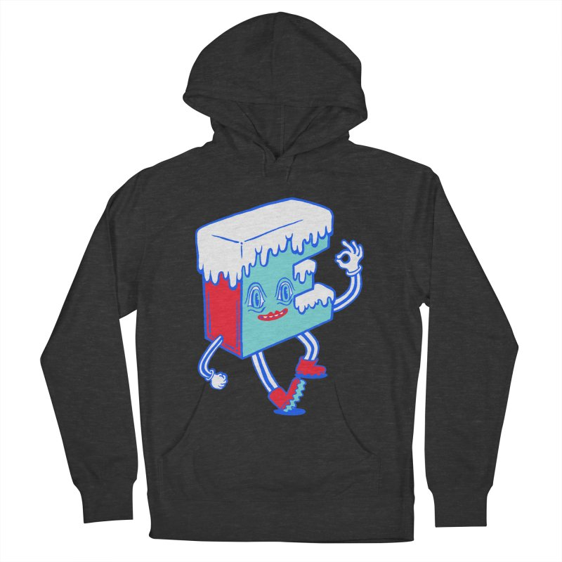 Ice E Men's French Terry Pullover Hoody by Tripper Dungan's Artist Shop