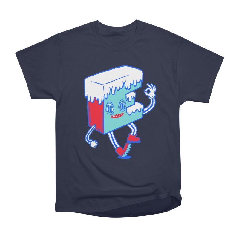 Ice E Women's Heavyweight Unisex T-Shirt by Tripper Dungan's Artist Shop