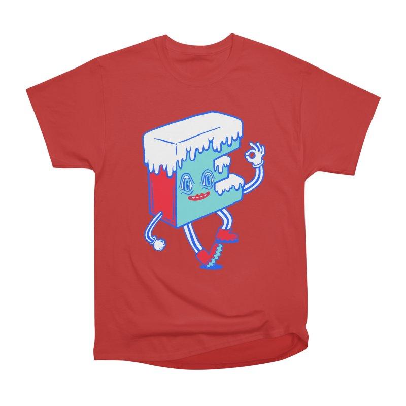 Ice E Men's Heavyweight T-Shirt by Tripper Dungan's Artist Shop