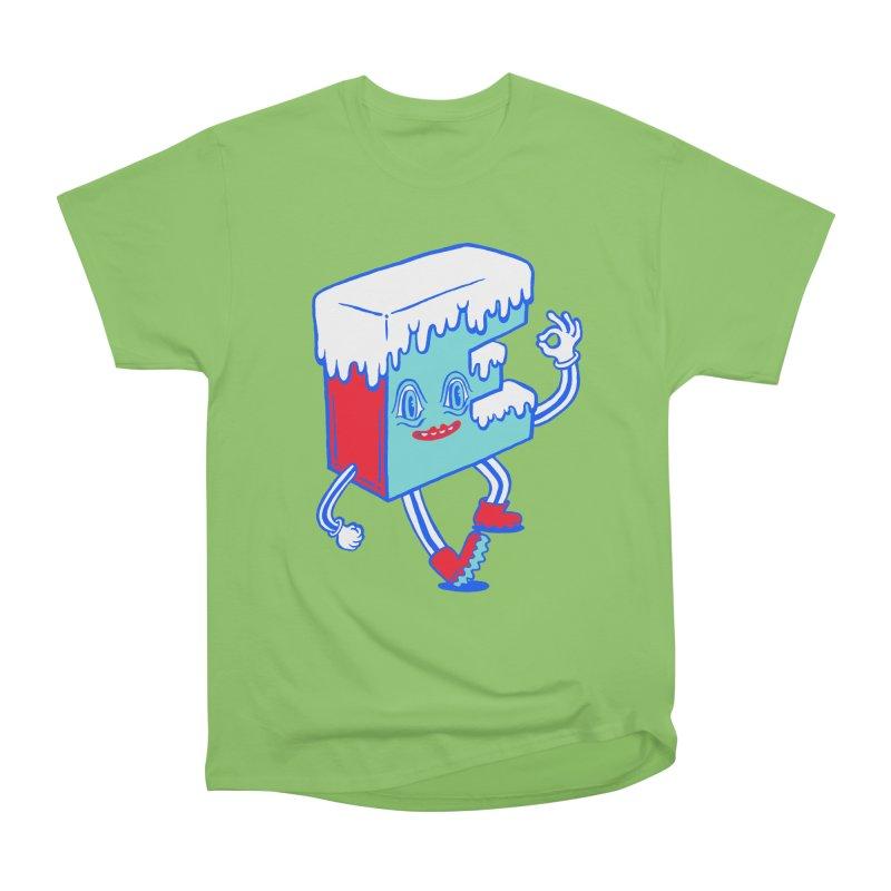 Ice E Men's Heavyweight T-Shirt by Tripperdungan's Artist Shop