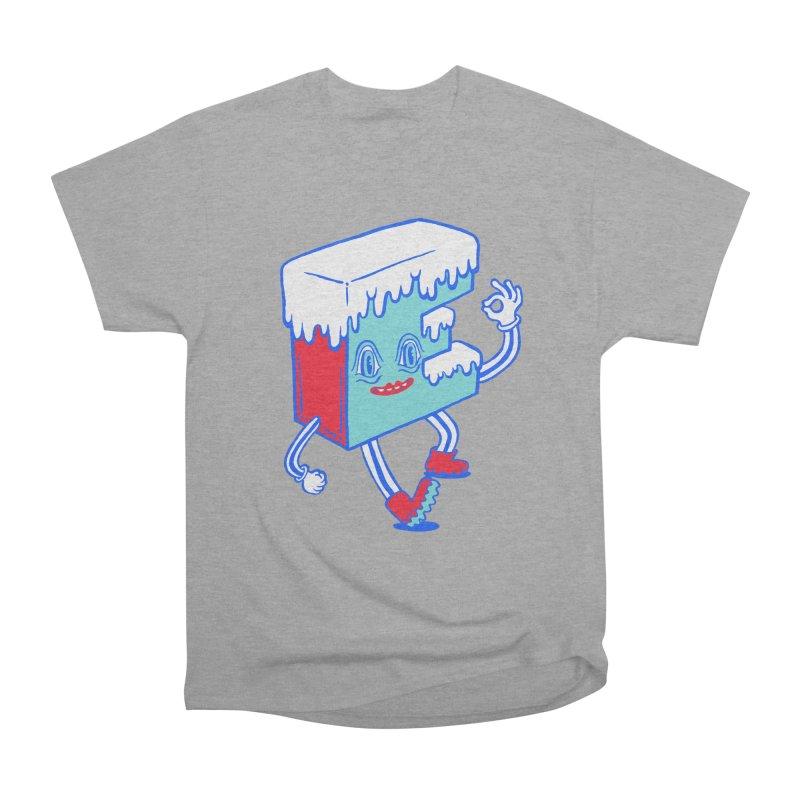 Ice E Women's Heavyweight Unisex T-Shirt by Tripperdungan's Artist Shop