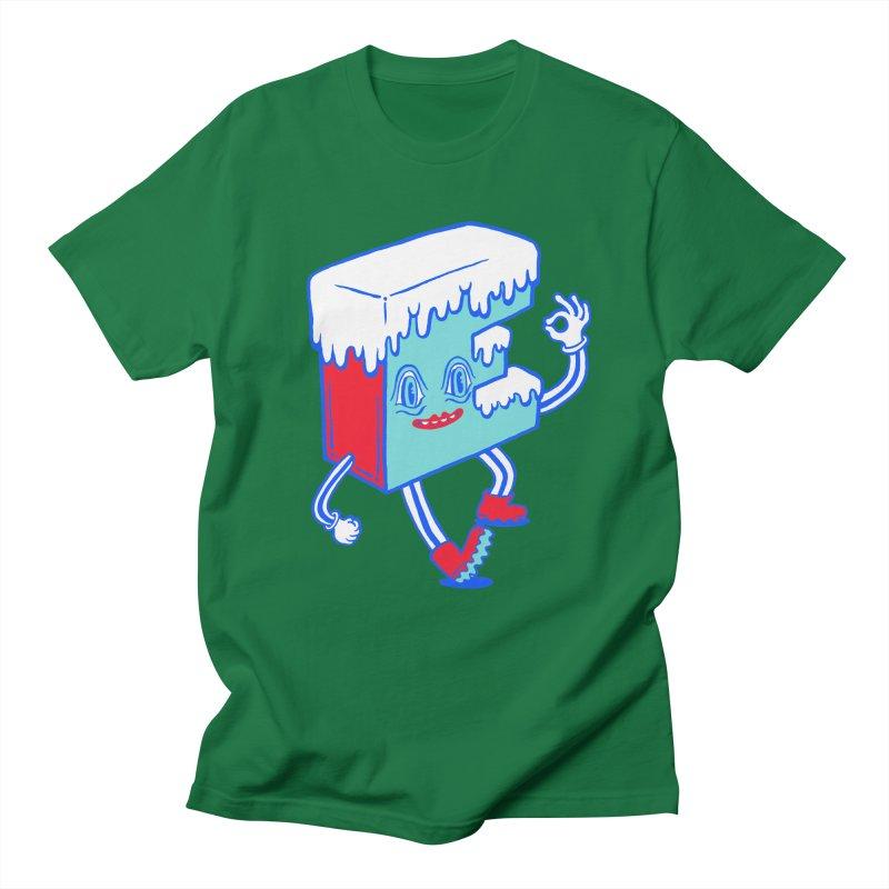 Ice E Men's T-Shirt by Tripper Dungan's Artist Shop