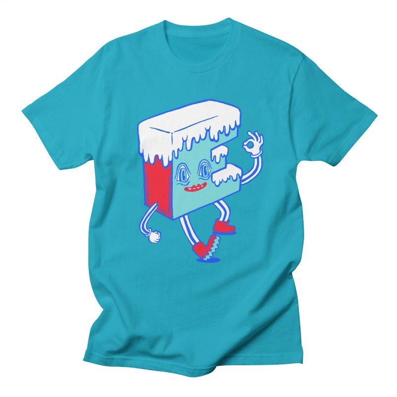 Ice E Men's Regular T-Shirt by Tripperdungan's Artist Shop