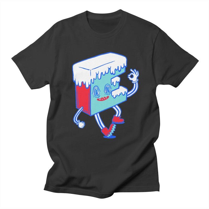 Ice E Women's Regular Unisex T-Shirt by Tripper Dungan's Artist Shop