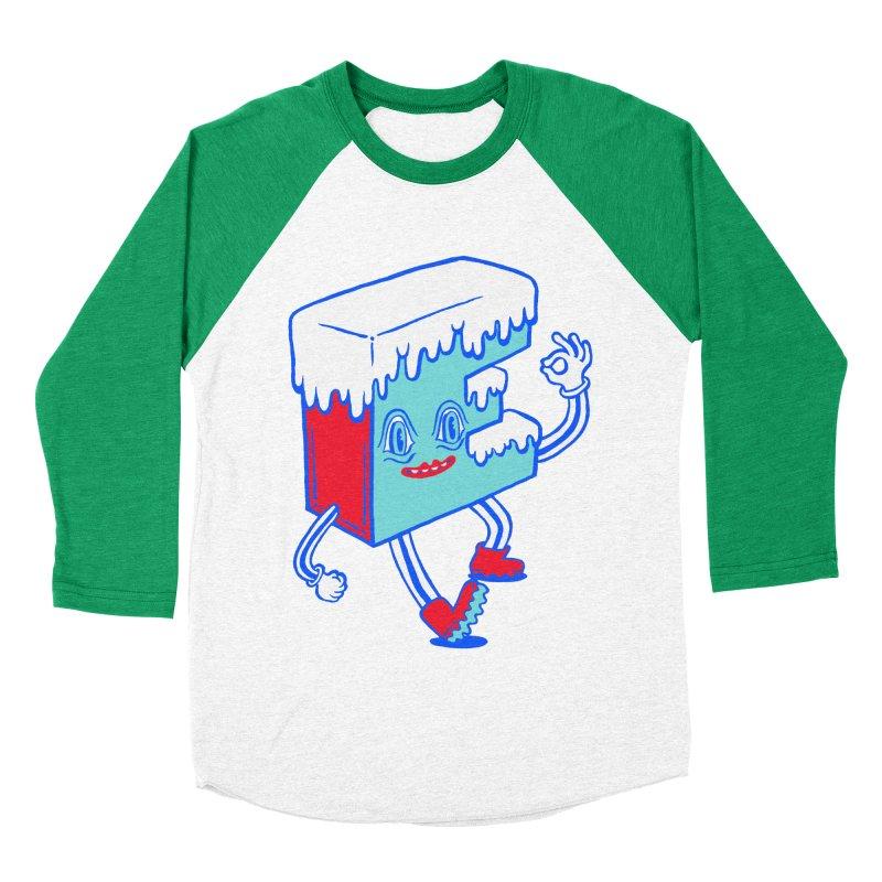 Ice E Women's Baseball Triblend Longsleeve T-Shirt by Tripperdungan's Artist Shop