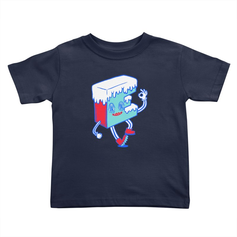 Ice E Kids Toddler T-Shirt by Tripperdungan's Artist Shop