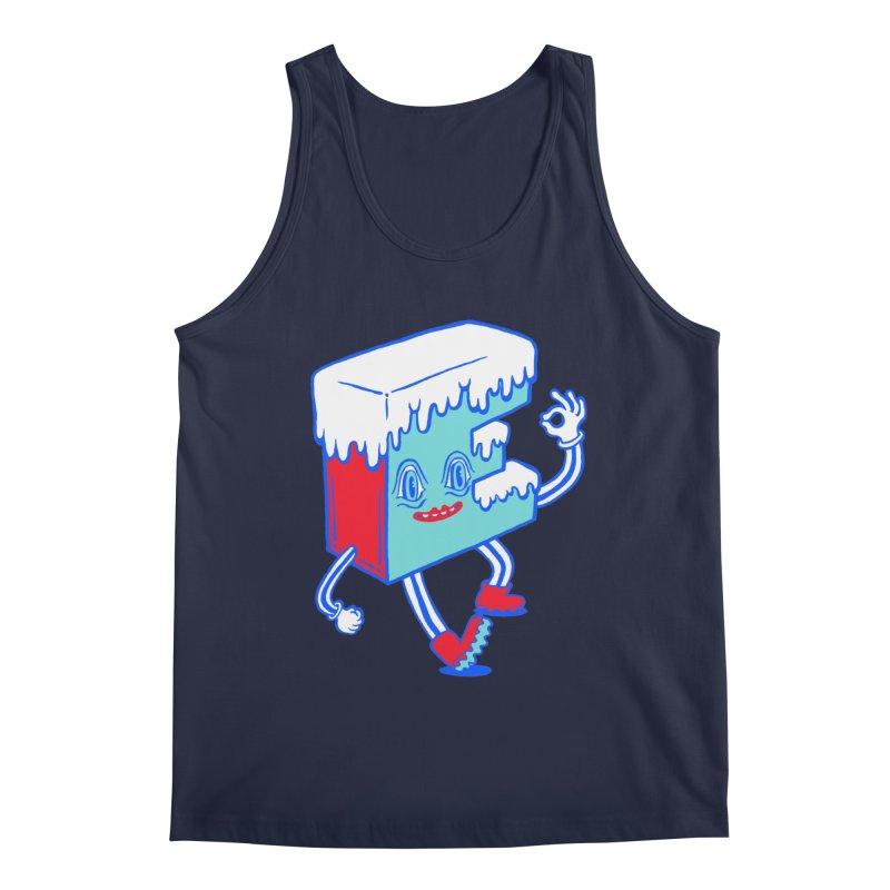 Ice E Men's Regular Tank by Tripper Dungan's Artist Shop