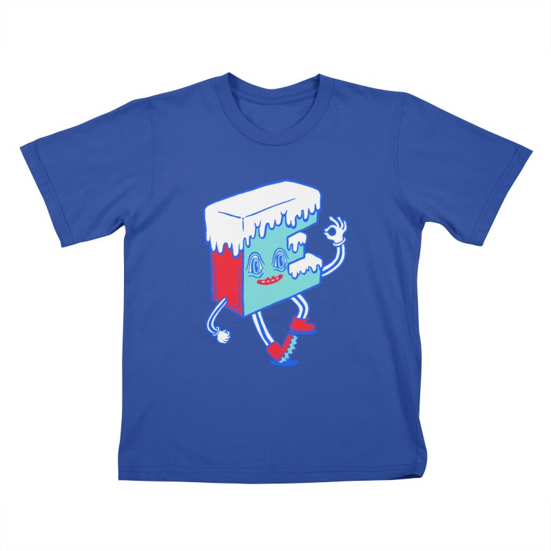 Ice E Kids T-Shirt by Tripperdungan's Artist Shop