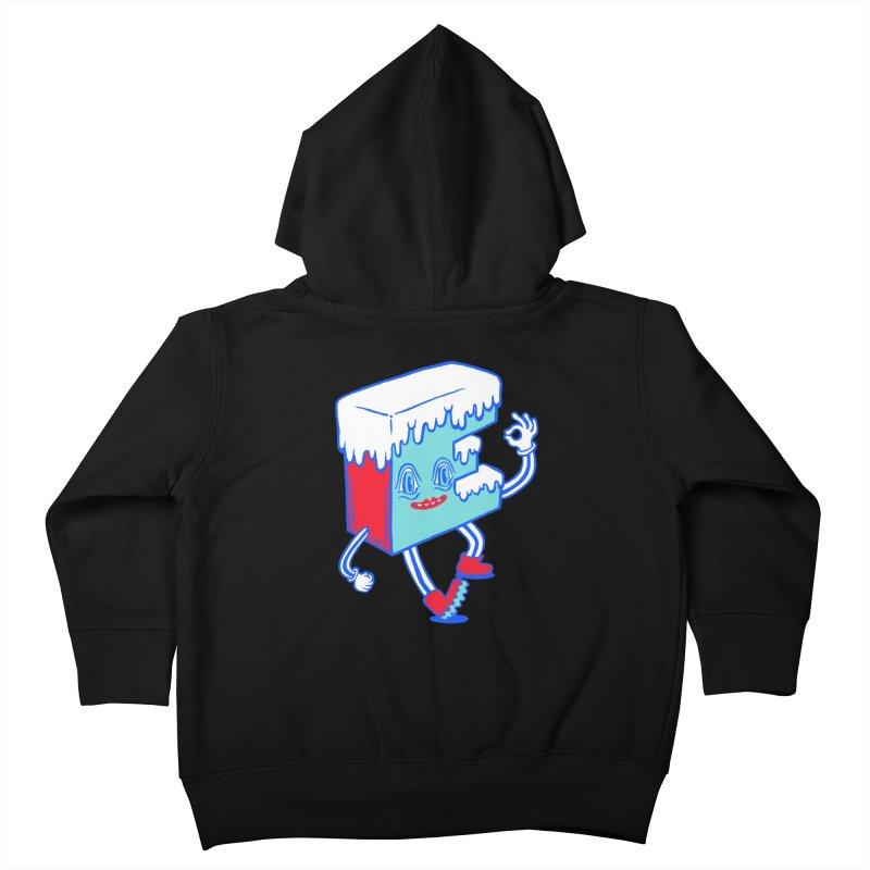 Ice E Kids Toddler Zip-Up Hoody by Tripperdungan's Artist Shop