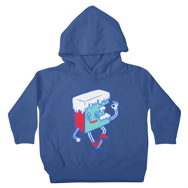 Ice E Kids Toddler Pullover Hoody by Tripperdungan's Artist Shop