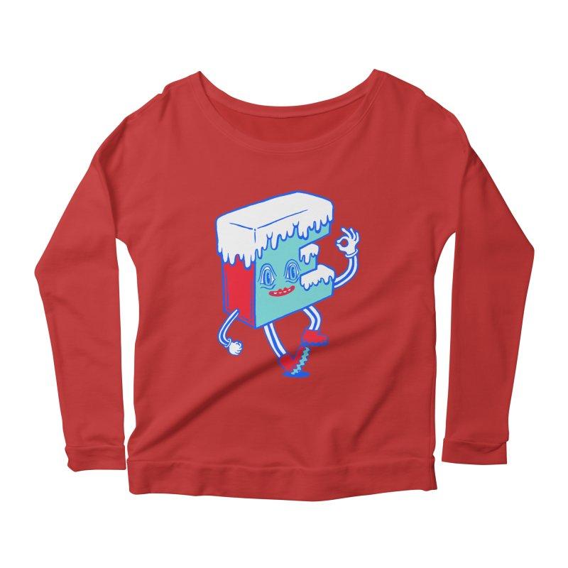 Ice E Women's Scoop Neck Longsleeve T-Shirt by Tripperdungan's Artist Shop