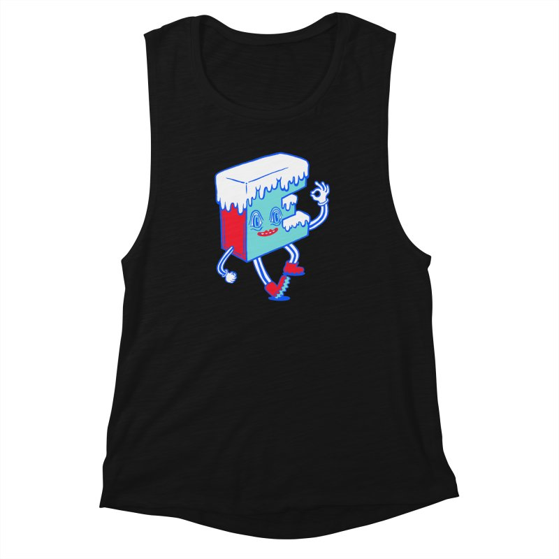Ice E Women's Muscle Tank by Tripperdungan's Artist Shop