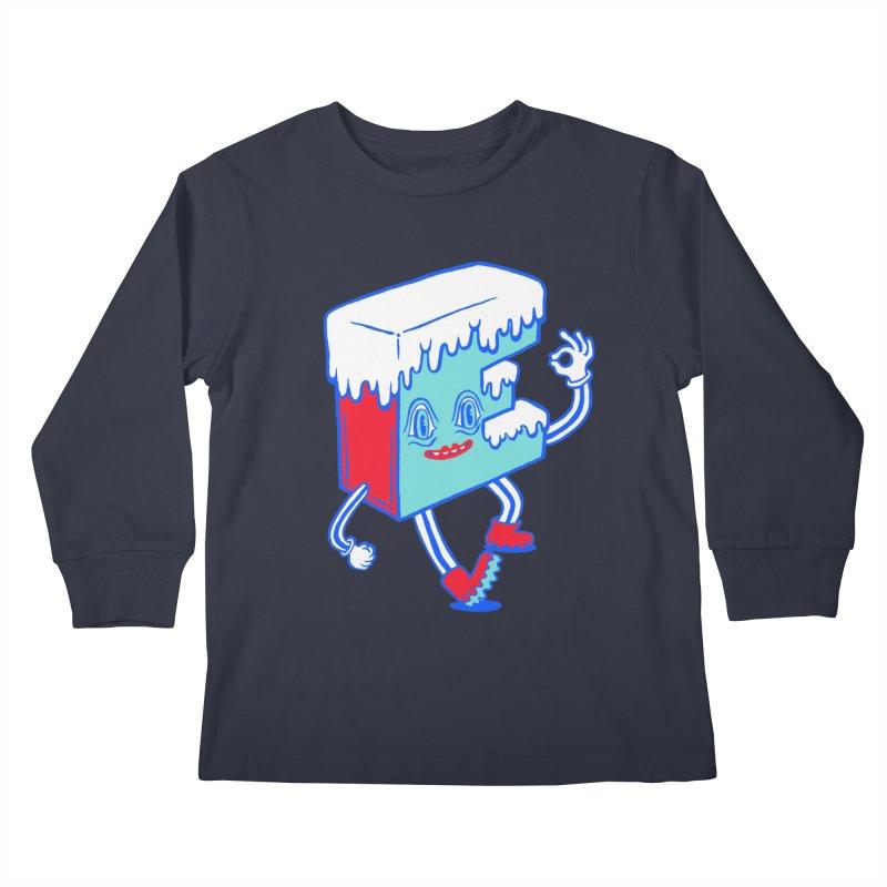 Ice E Kids Longsleeve T-Shirt by Tripperdungan's Artist Shop