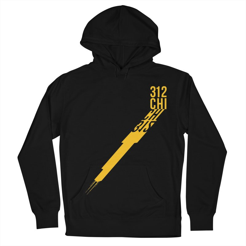 312CHI Men's Pullover Hoody by Tristan Young