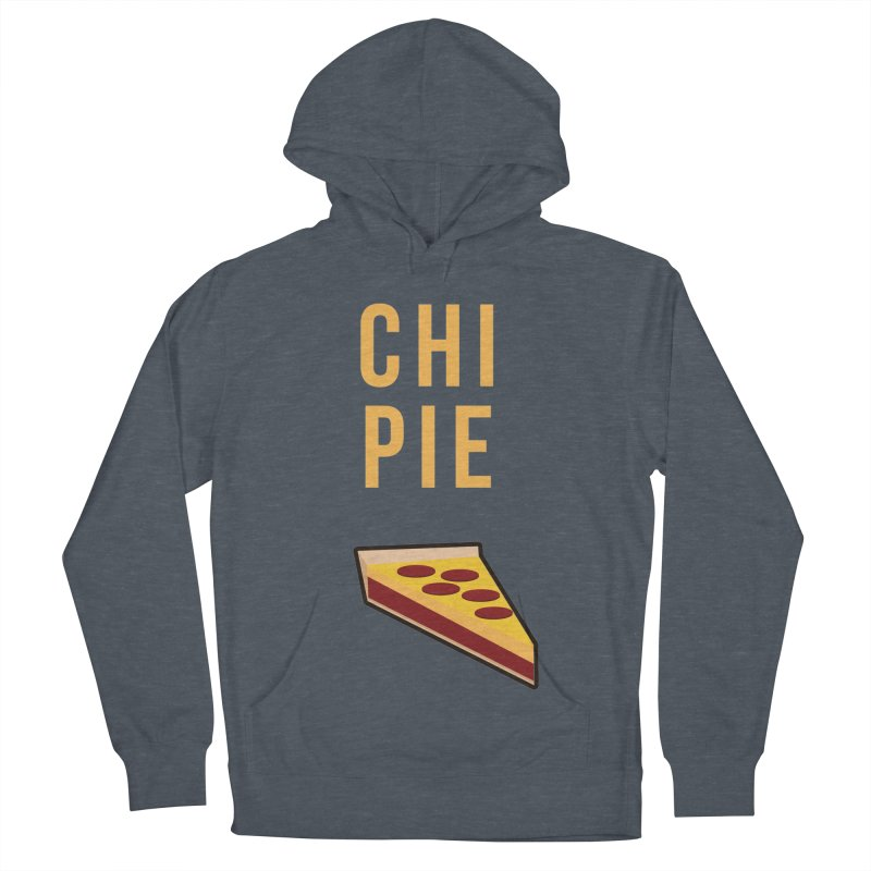 CHI PIE Women's French Terry Pullover Hoody by Tristan Young