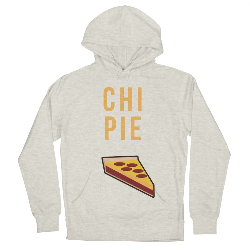 CHI PIE Women's Pullover Hoody by Tristan Young