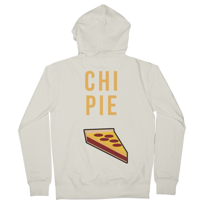 CHI PIE Women's French Terry Zip-Up Hoody by Tristan Young