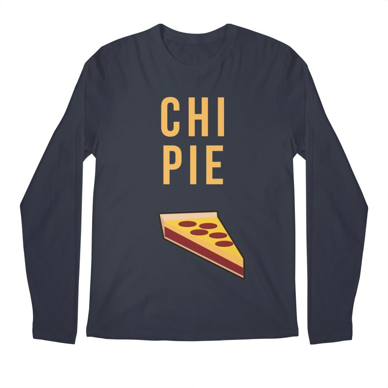 CHI PIE Men's Longsleeve T-Shirt by Tristan Young