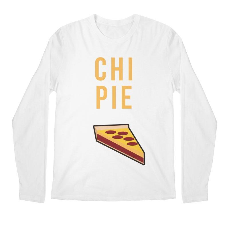CHI PIE Men's Longsleeve T-Shirt by Tristan Young