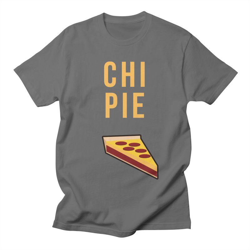 CHI PIE Men's T-Shirt by Tristan Young