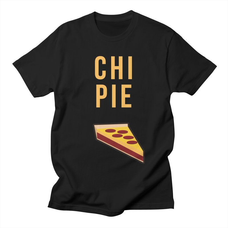 CHI PIE Men's Regular T-Shirt by Tristan Young