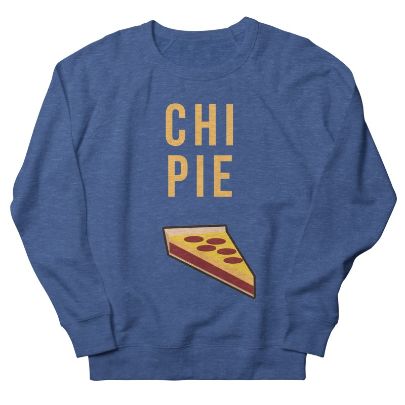 CHI PIE Women's French Terry Sweatshirt by Tristan Young