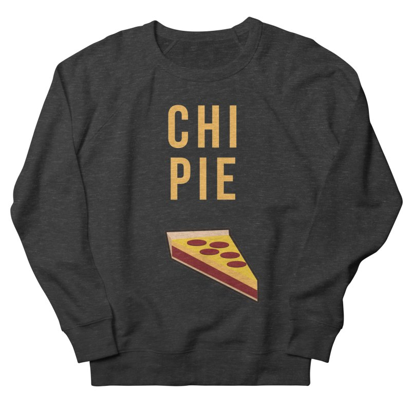 CHI PIE Men's French Terry Sweatshirt by Tristan Young