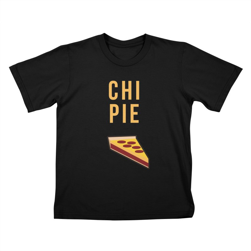 CHI PIE Kids T-Shirt by Tristan Young