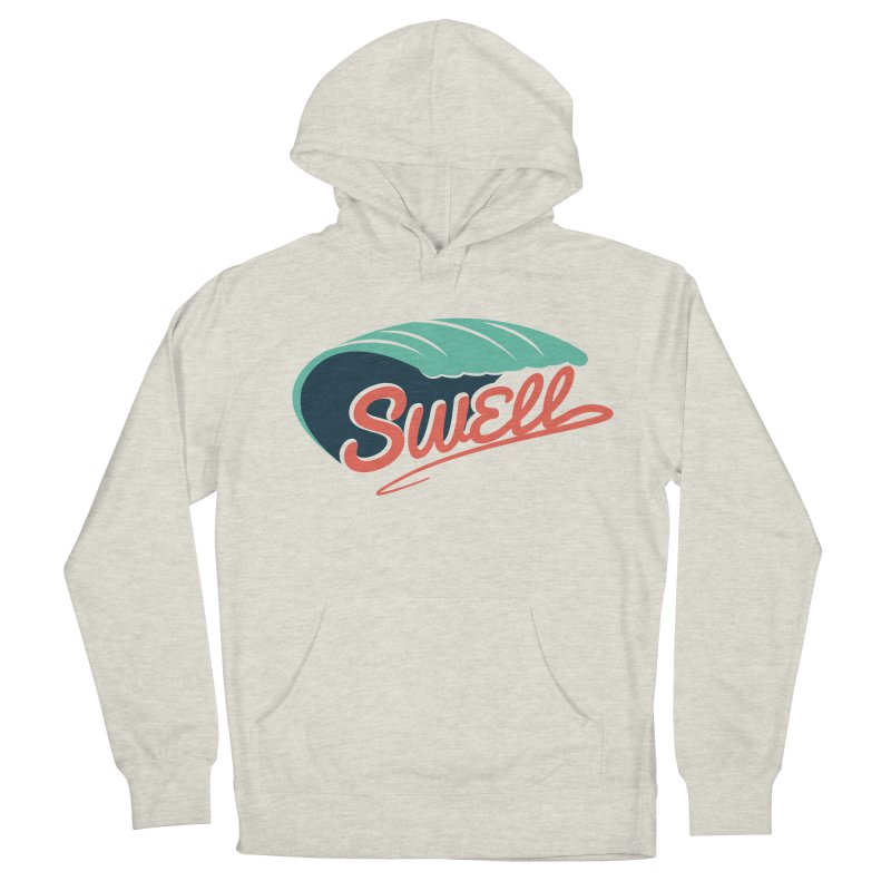 SWELL Men's Pullover Hoody by Tristan Young