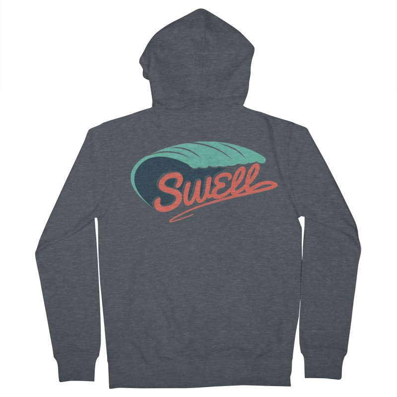 SWELL Women's Zip-Up Hoody by Tristan Young