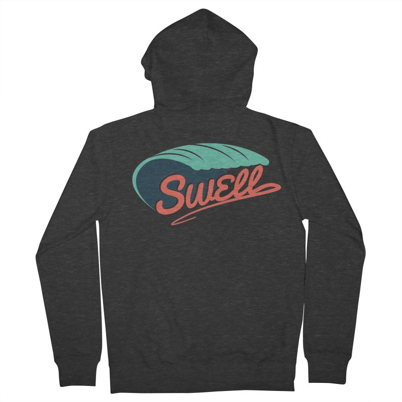 SWELL Men's Zip-Up Hoody by Tristan Young