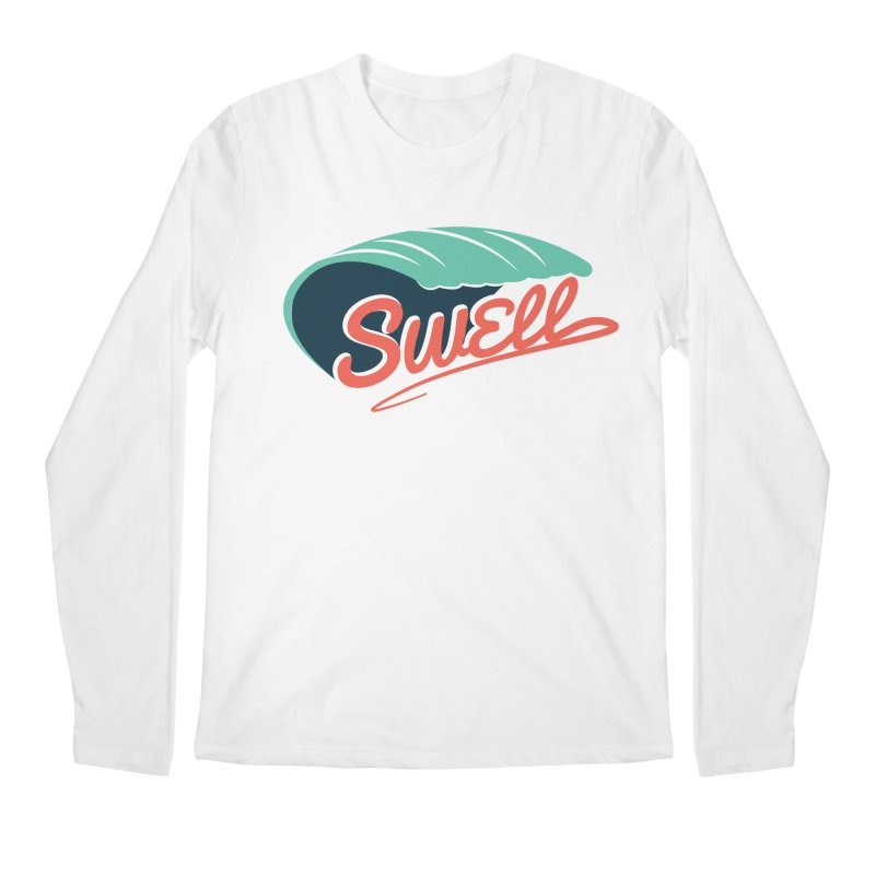 SWELL Men's Regular Longsleeve T-Shirt by Tristan Young