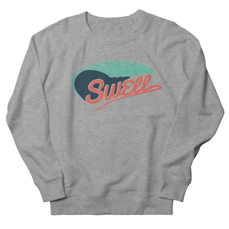 SWELL Men's French Terry Sweatshirt by Tristan Young