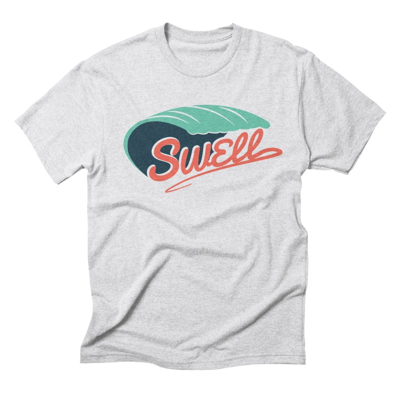 SWELL Men's Triblend T-Shirt by Tristan Young