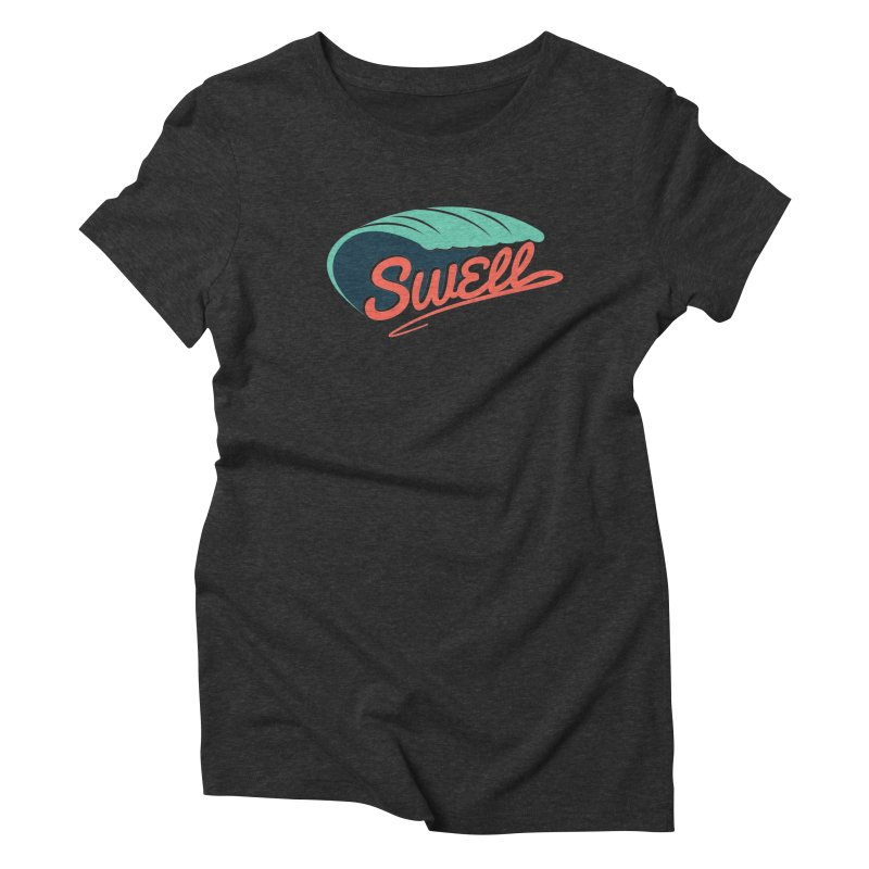 SWELL Women's Triblend T-Shirt by Tristan Young