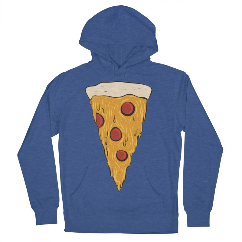 PIZZA SLICE Women's Pullover Hoody by Tristan Young
