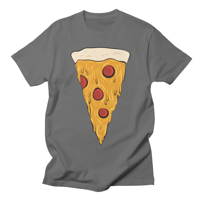 PIZZA SLICE Women's Unisex T-Shirt by Tristan Young