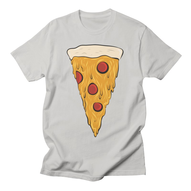 PIZZA SLICE Men's T-Shirt by Tristan Young