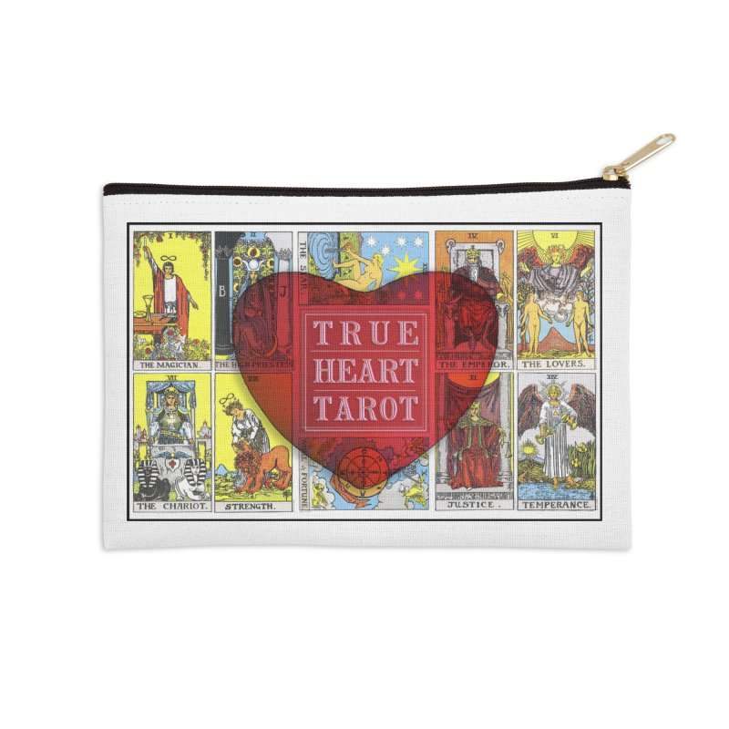 True Heart Tarot in Zip Pouch by True Heart by Rachel True
