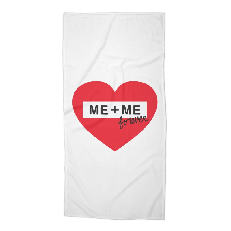 Me+Me in Beach Towel by Tumblr Creatrs
