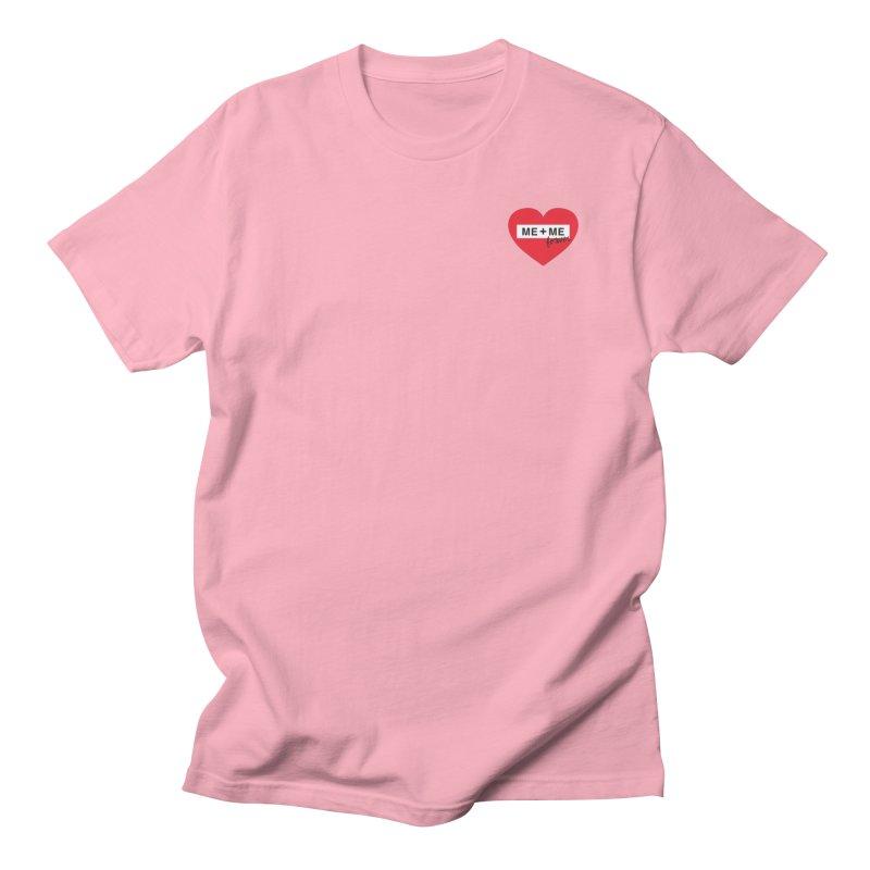 Me+Me Men's Regular T-Shirt by Tumblr Creatrs